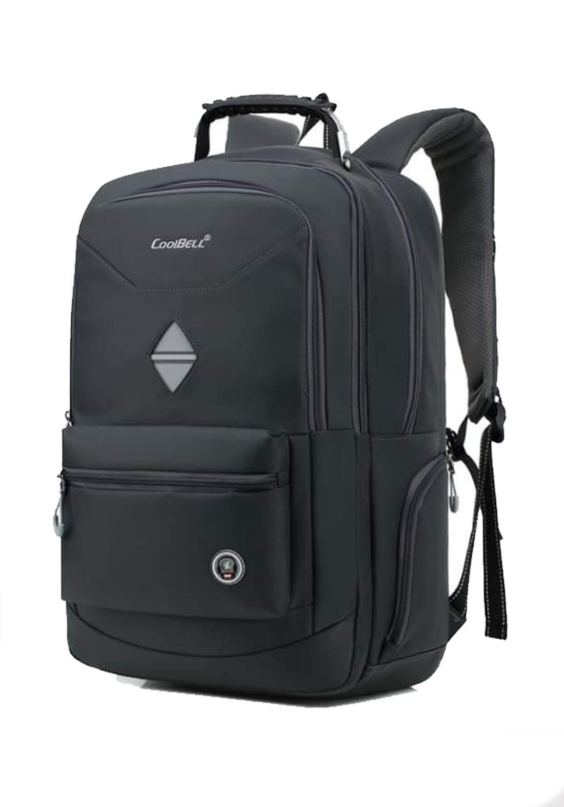 CollBell 5508 Laptop Bag-Grey حقيبة لابتوب