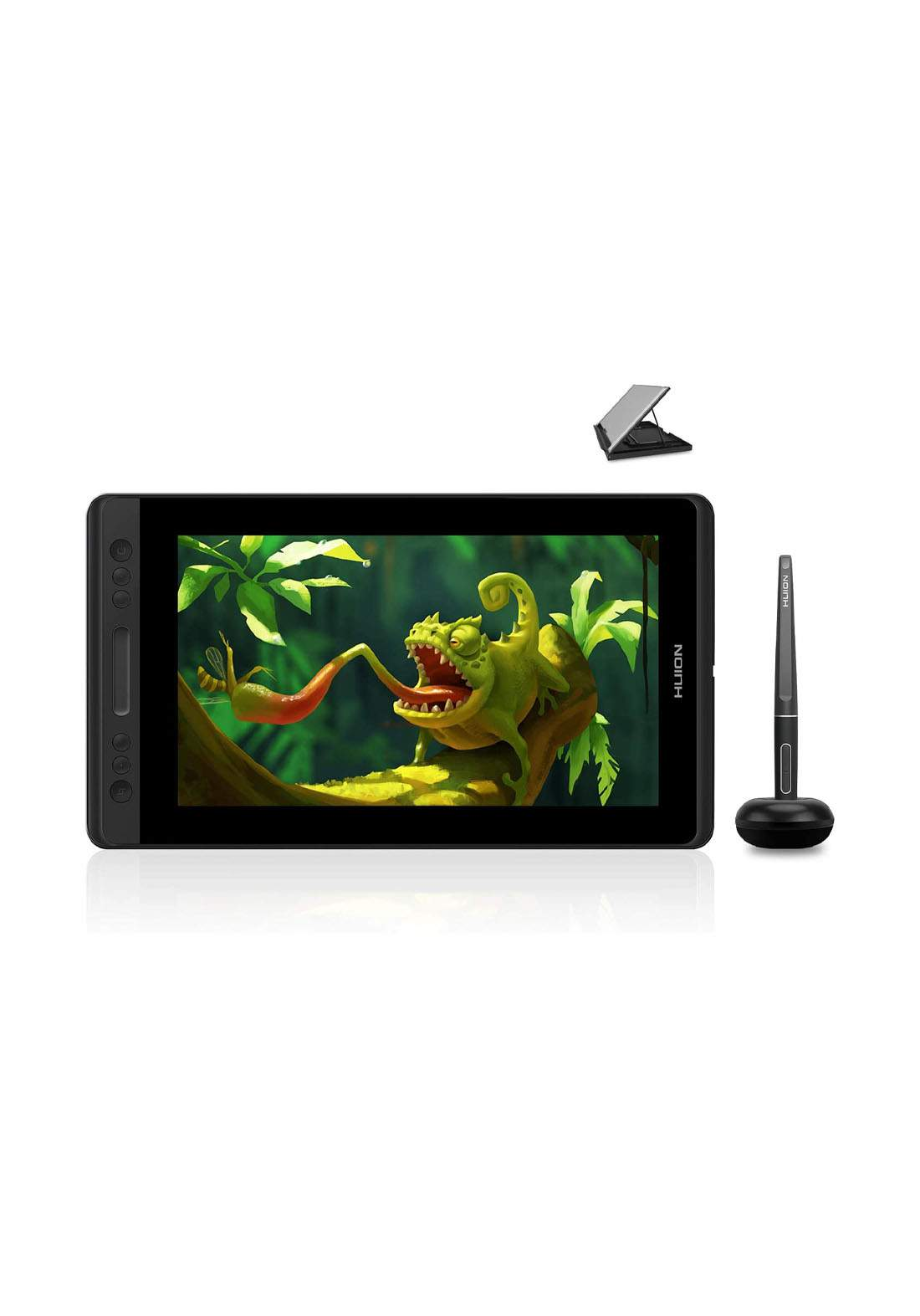 Huion Kamvas Pro 12 Drawing Tablet with Screen Graphics Drawing Monitor with Battery-Free تابلت رسم وكتابة