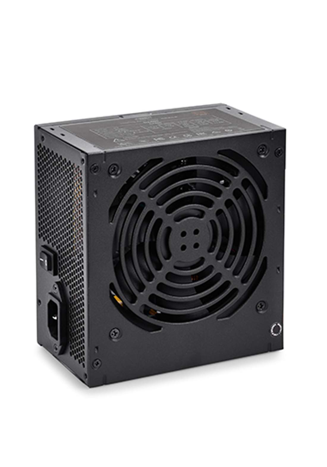 Deepcool DA600 80 Plus Power Supply - Black  مجهز قدرة