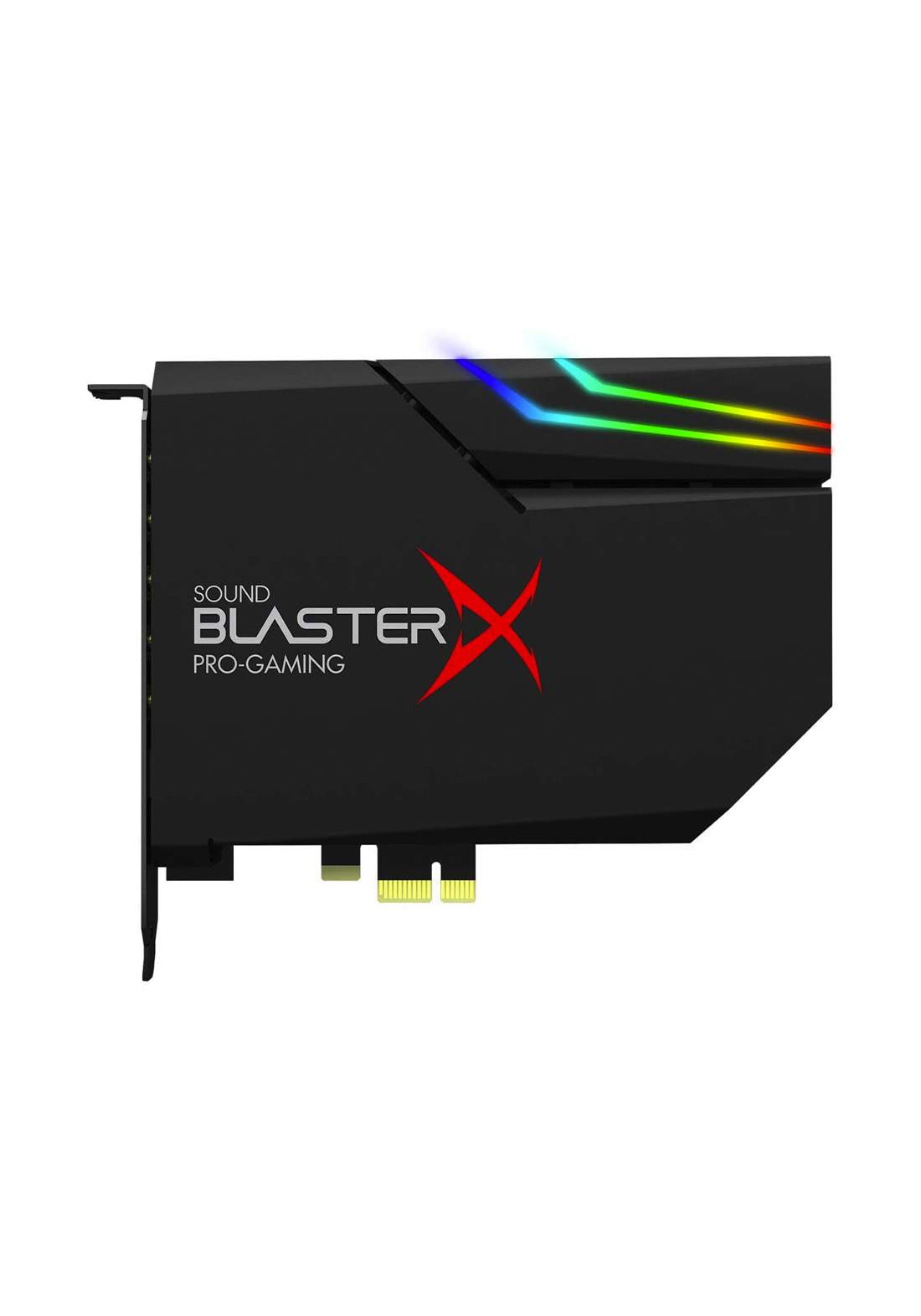 Creative Sound BlasterX AE-5 RGB Gaming PCIe Sound Card