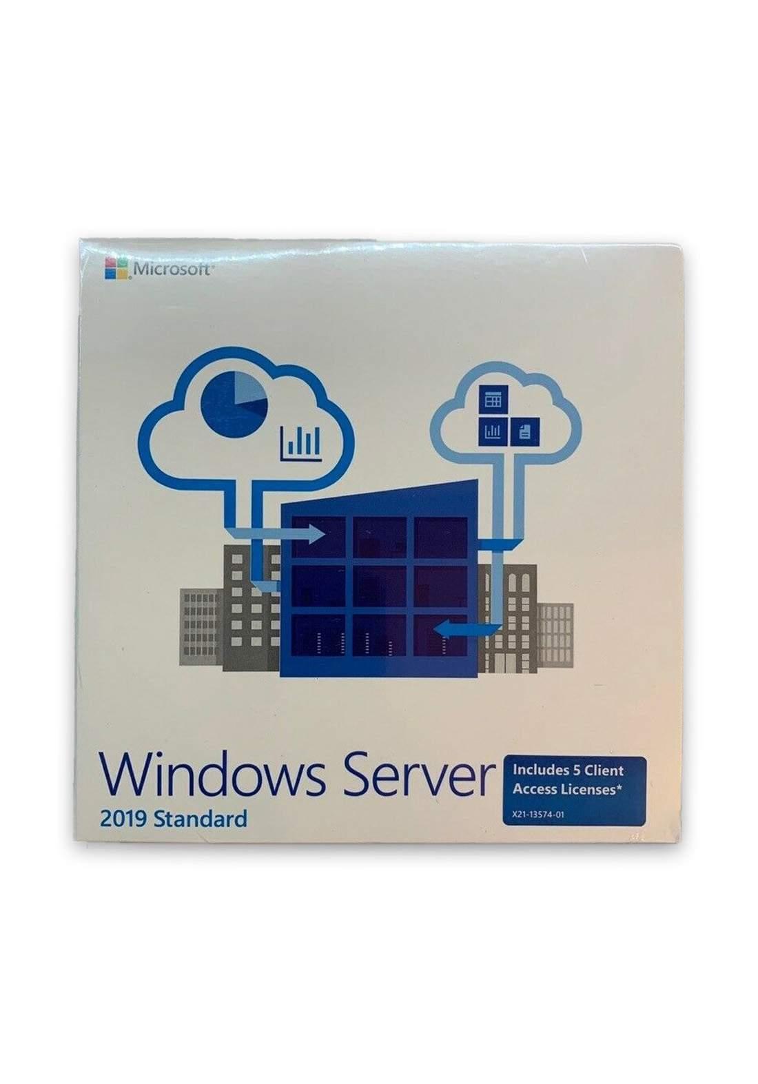Windows Server 2019 وندوز
