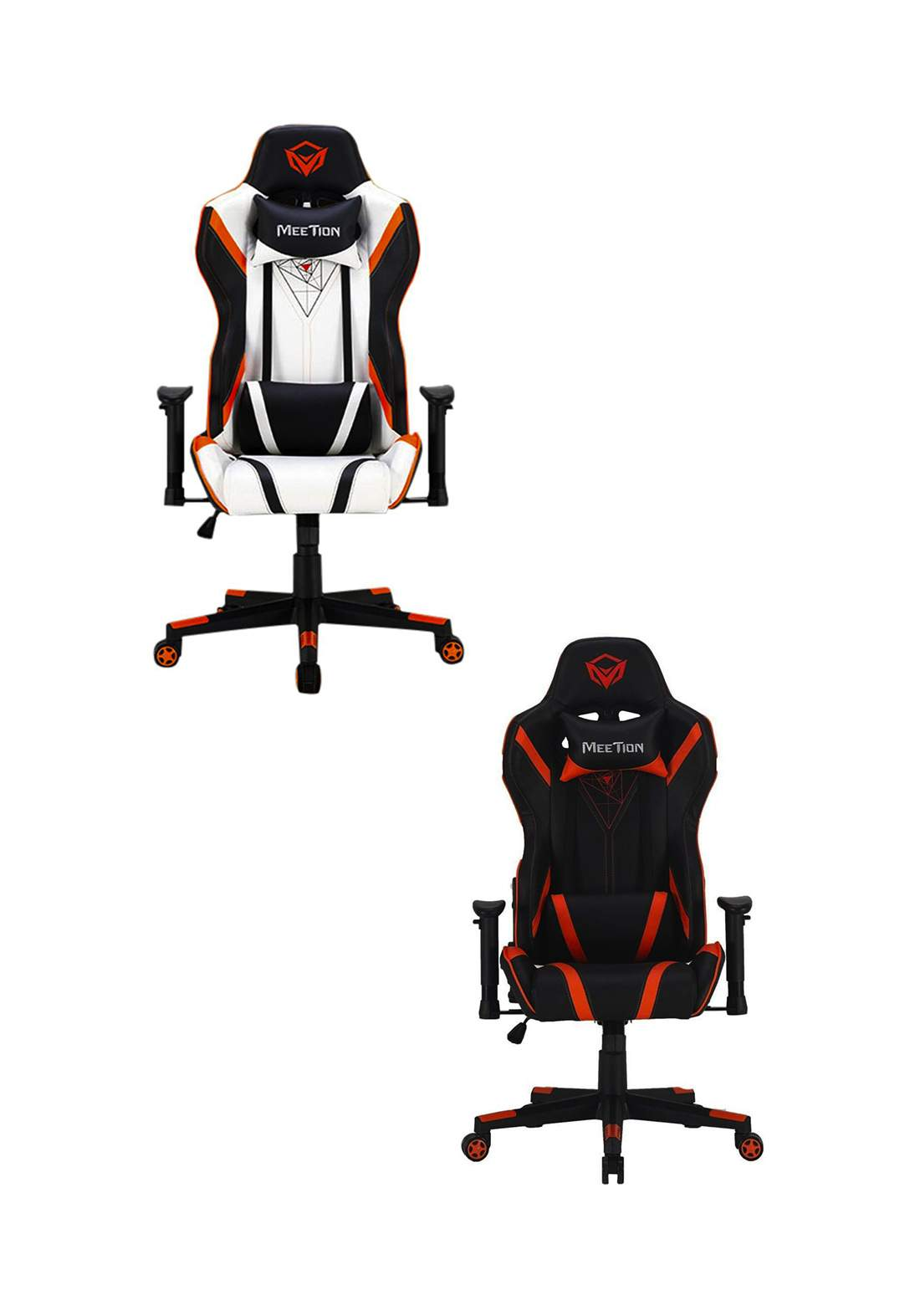 Meetion CHR15 180 ° Adjustable Gaming Chair كرسي ألعاب