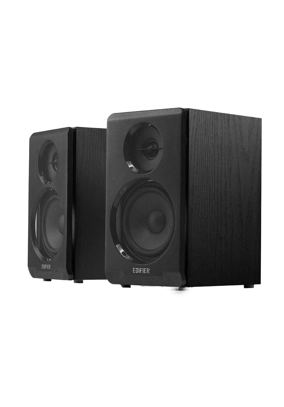 Edifier R33BT Active Bluetooth Computer Speakers - Black  مضخم صوت