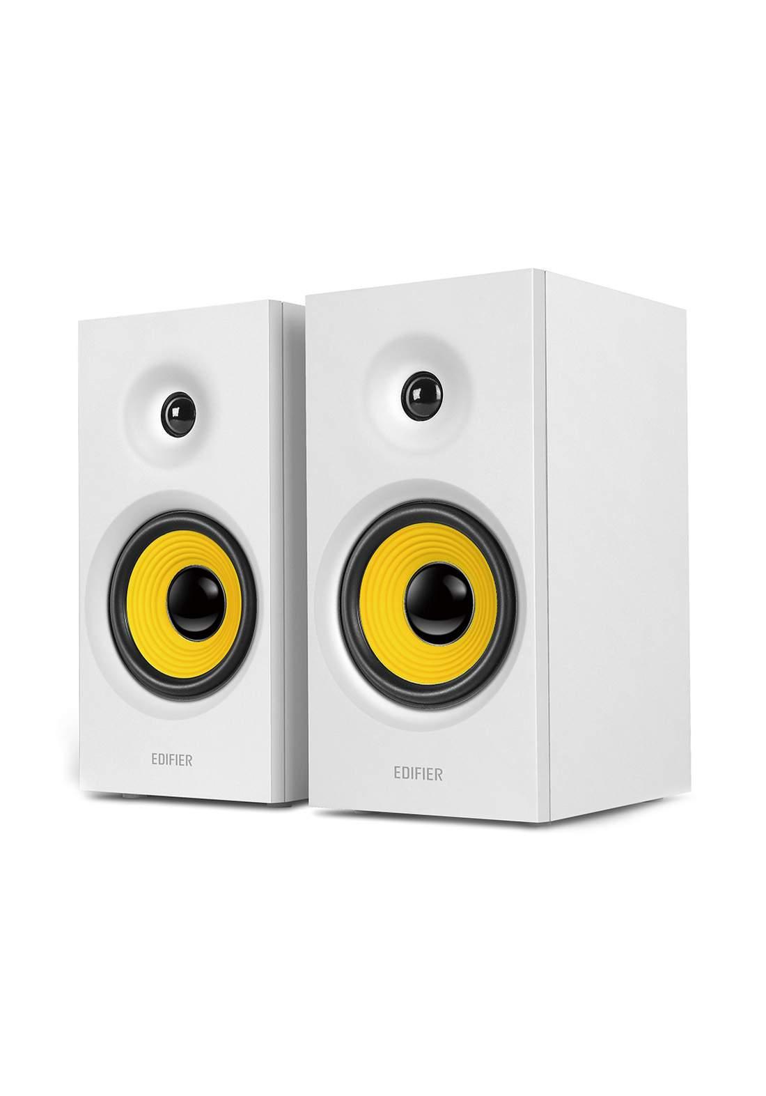 Edifier R1080BT Multimedia Speaker - White مضخم صوت
