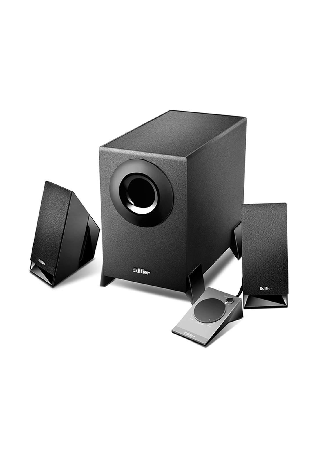 Edifier M1360 2.1 Multimedia Speaker System - Black مضخم صوت