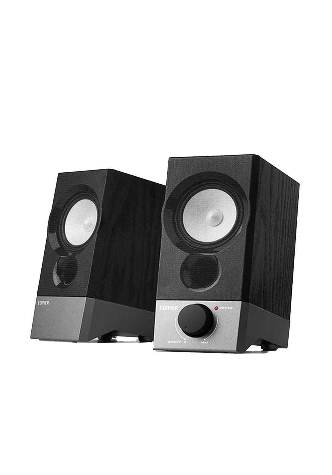 Edifier R19U USA 2.0 USB Computer Speakers - Black مضخم صوت