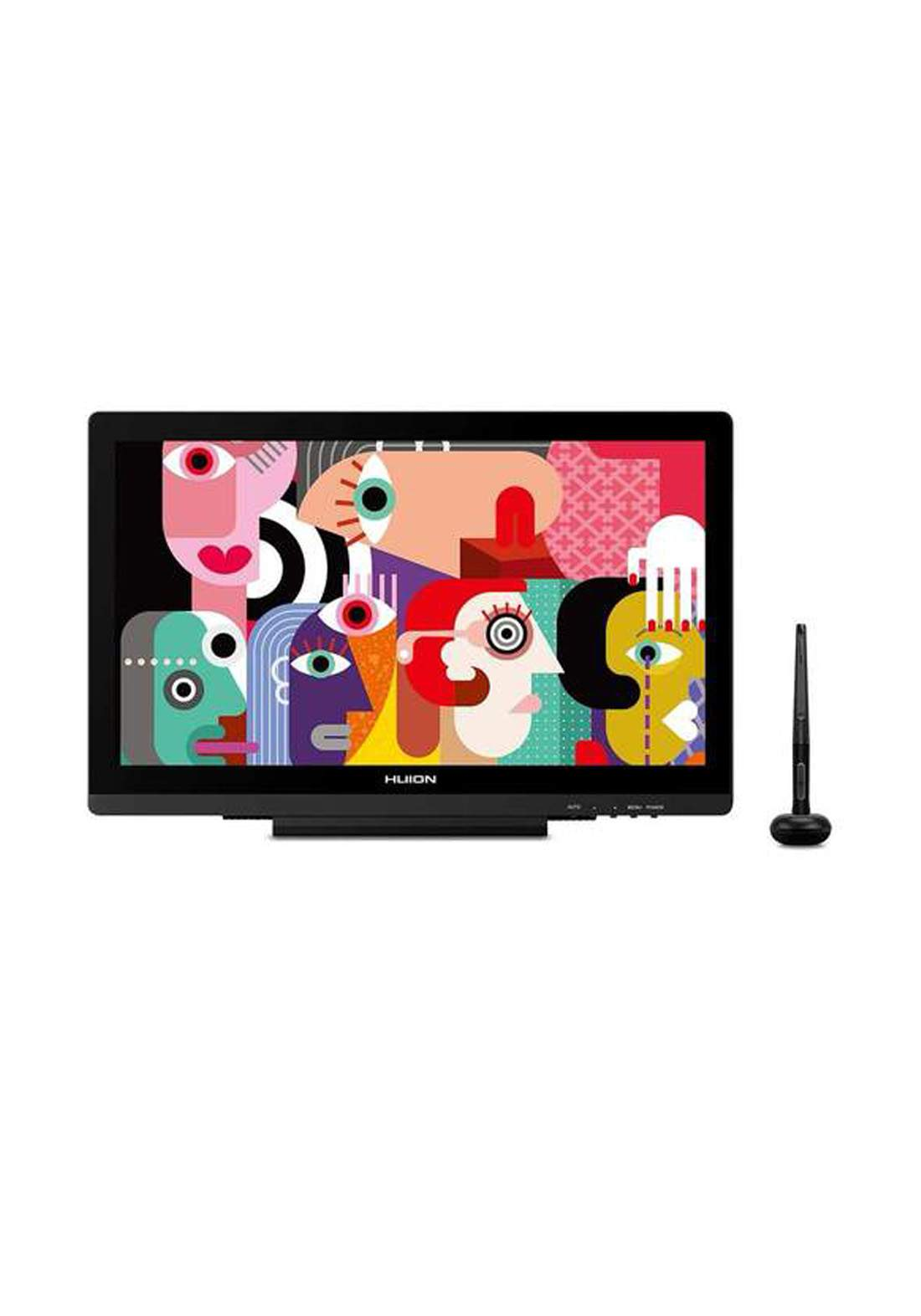 Huion Inspiroy 20-GS1901 Graphic Drawing Tablet - Black
