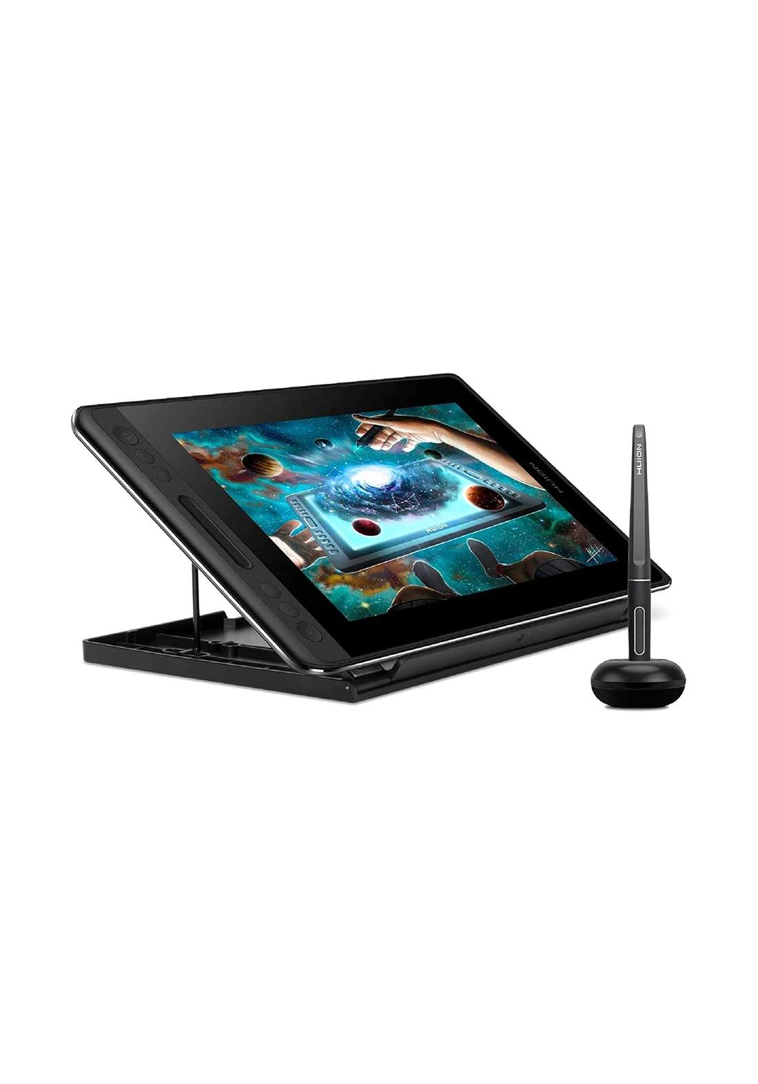 Huion Inspiroy PRO 12-GT116 Graphic Drawing Tablet - Black