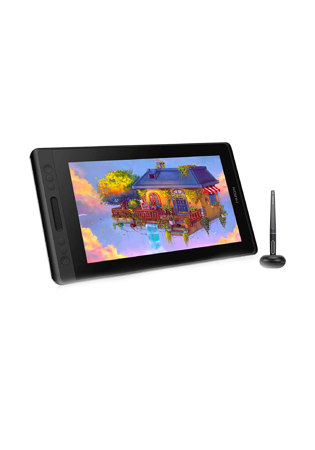Huion Inspiroy PRO 13-GT133 Graphic Drawing Tablet - Black