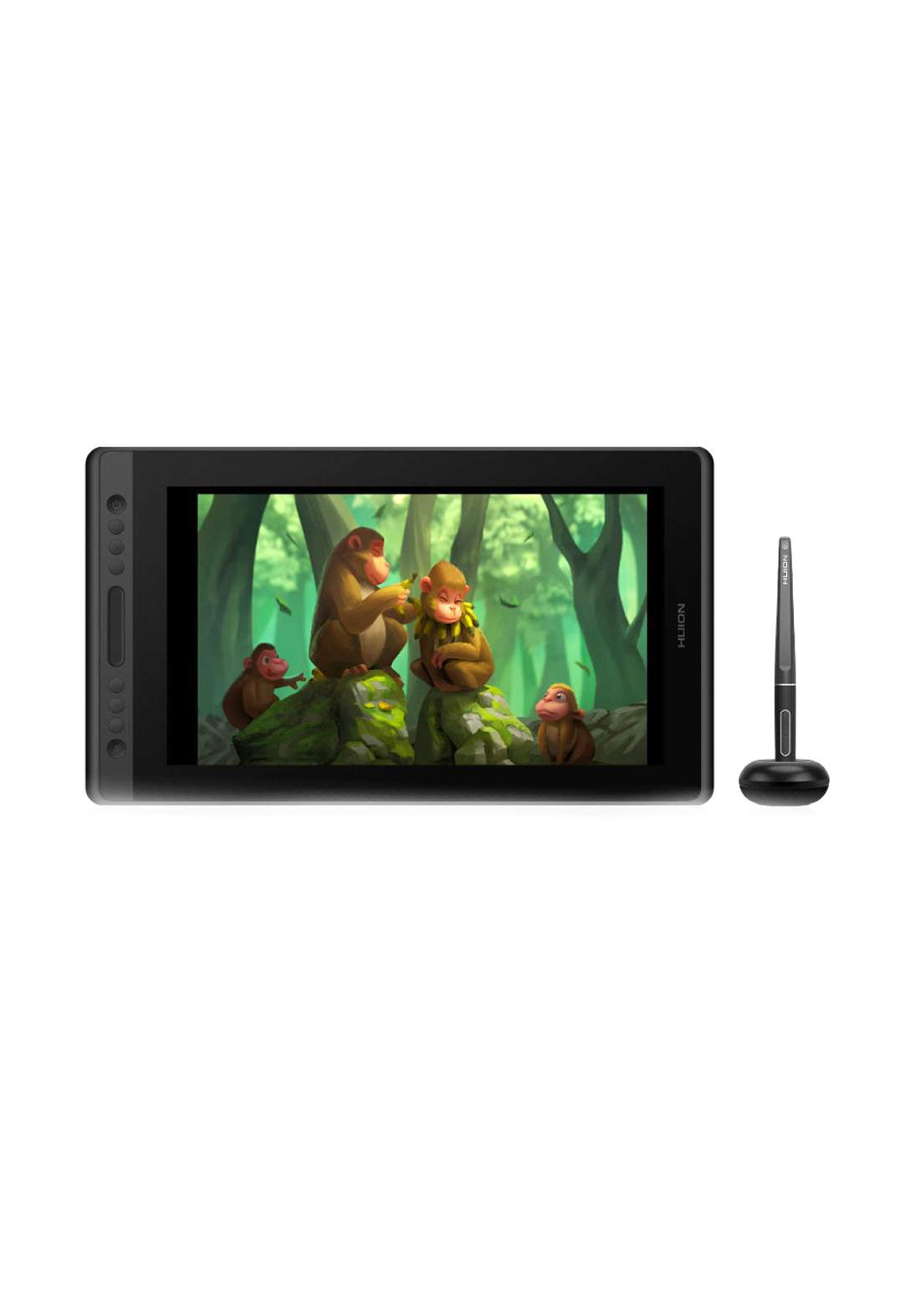 Huion Inspiroy PRO 16-GT156 Graphic Drawing Tablet - Black