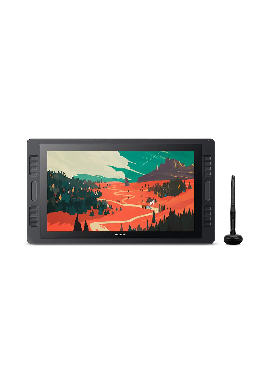 Huion Inspiroy PRO 20-GT1901Graphic Drawing Tablet - Black