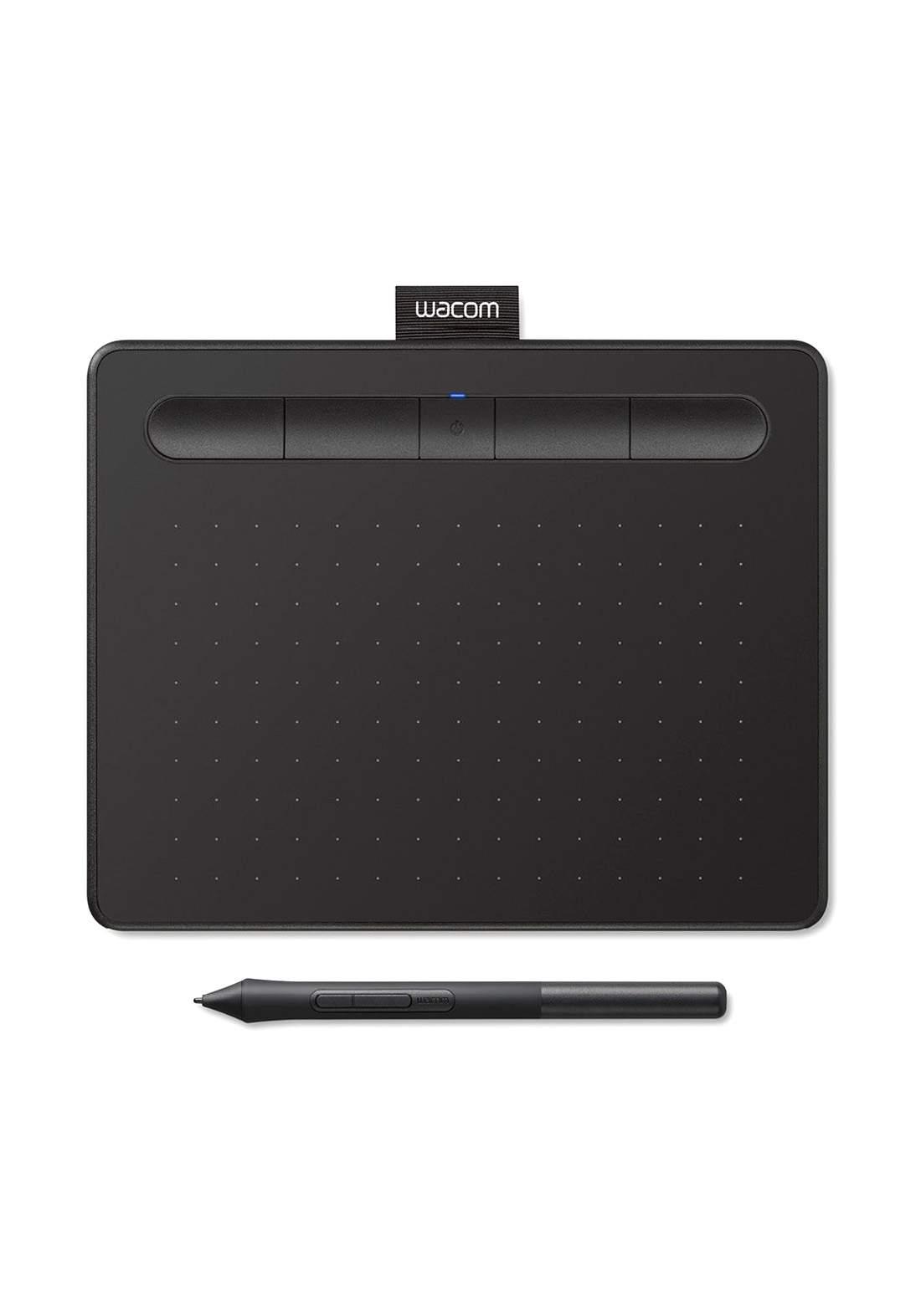 Wacom Intuos Bluetooth Creative Pen Tablet Small -  Black