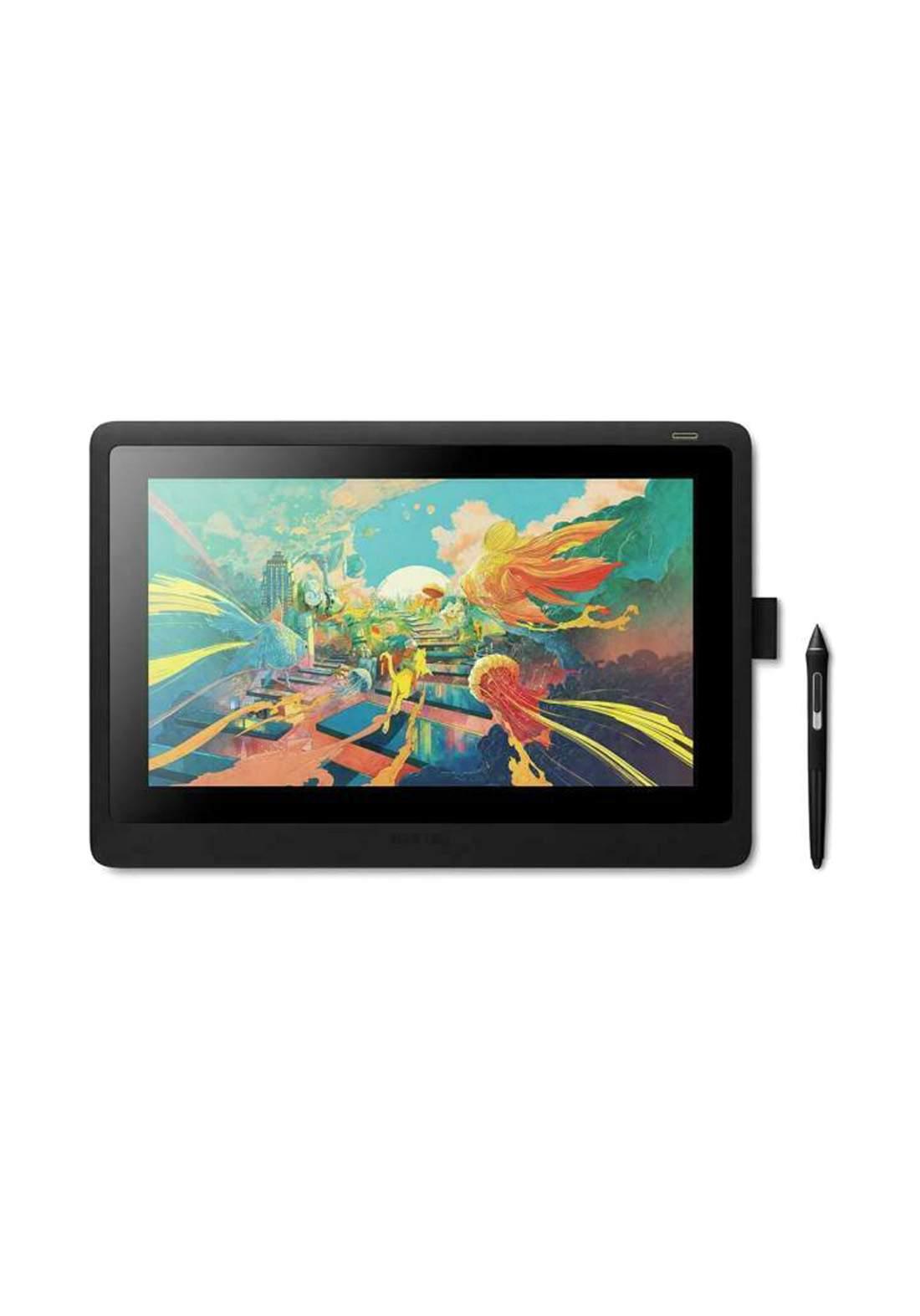 Wacom Cintiq 16HD Graphics Tablet - Black