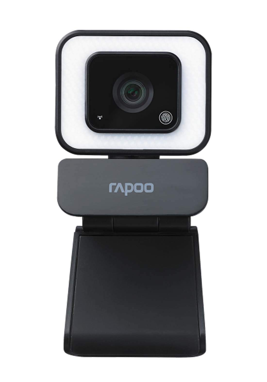 Rapoo C270L USB Full HD Webcam - Black كاميرا