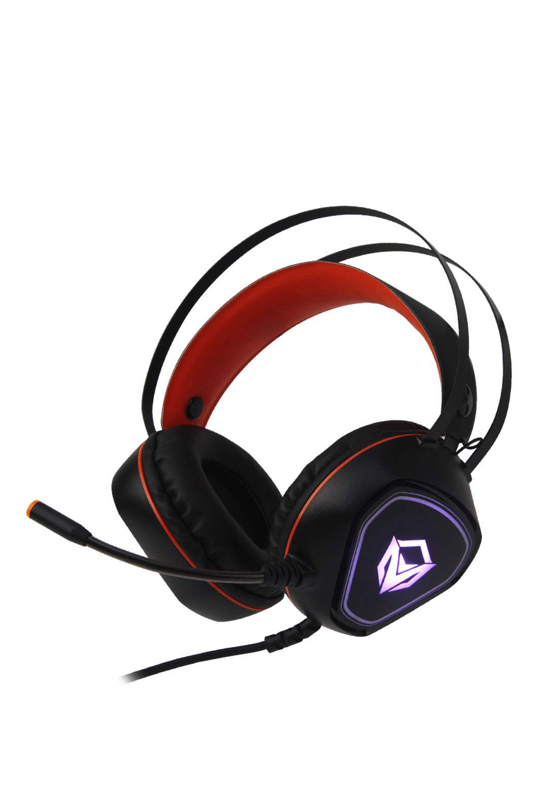 Meetion HP020 Wired Gaming Headset - Black سماعة سلكية