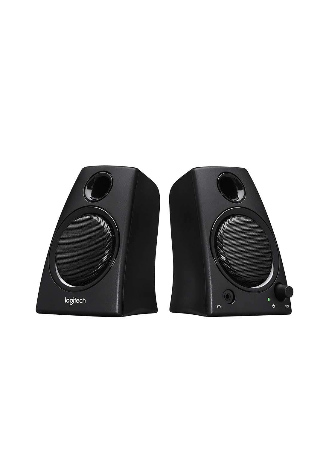 Logitech Z130 External Speakers  - Black سبيكر