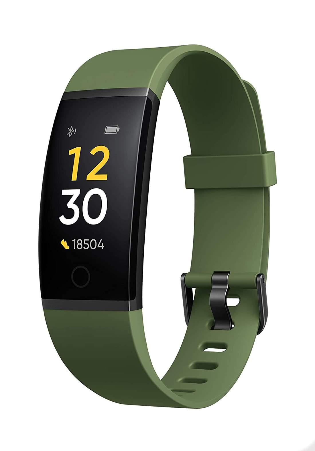 Realme Band Smartwatch Green ساعة ذكية
