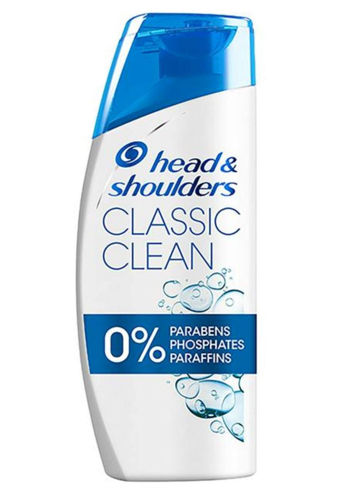 Head & shoulders shampoo 400 ml شامبو هيد ان دشولدرز