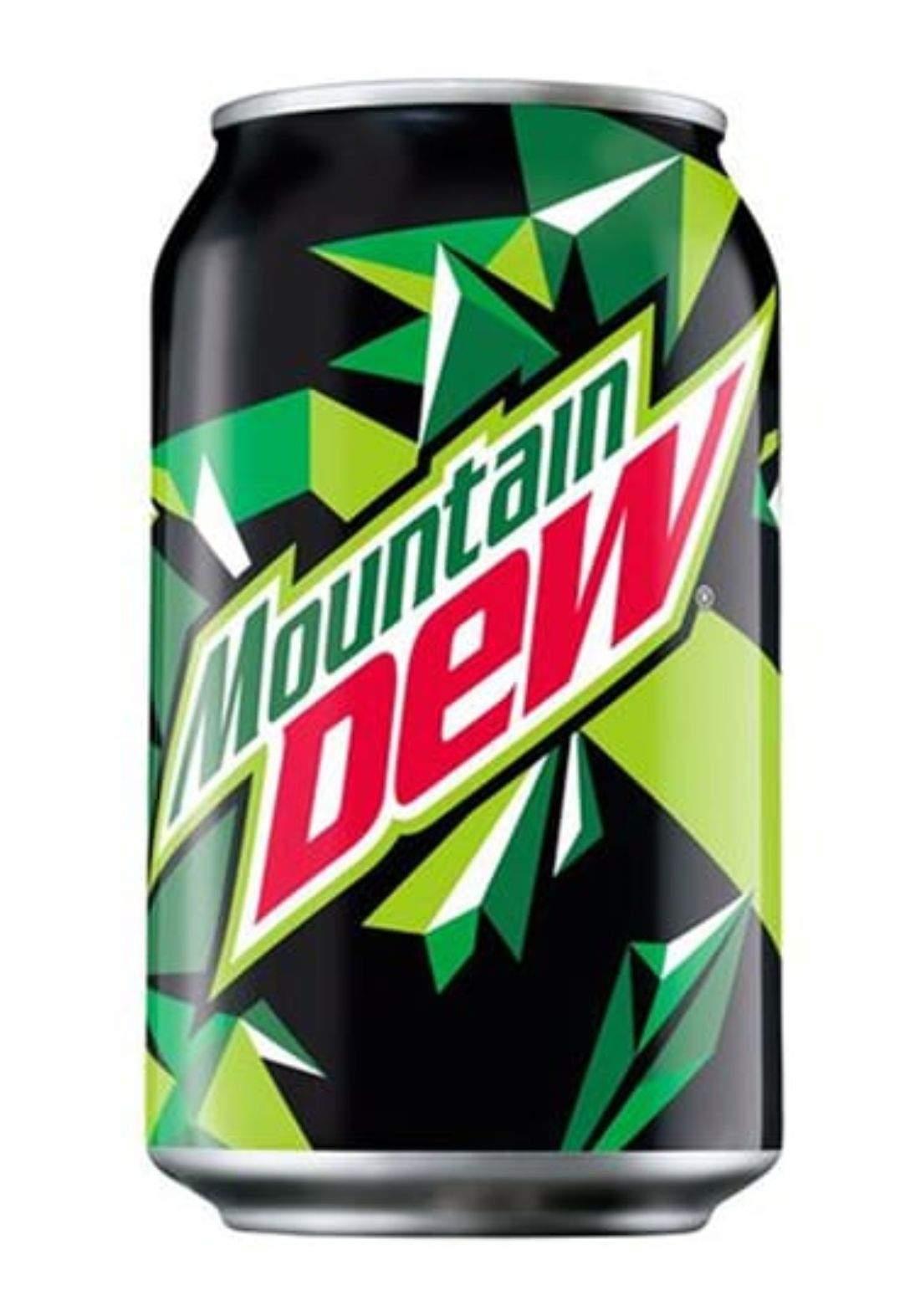 Mountain Dew Original مشروب غازي الأصلي 330 مل