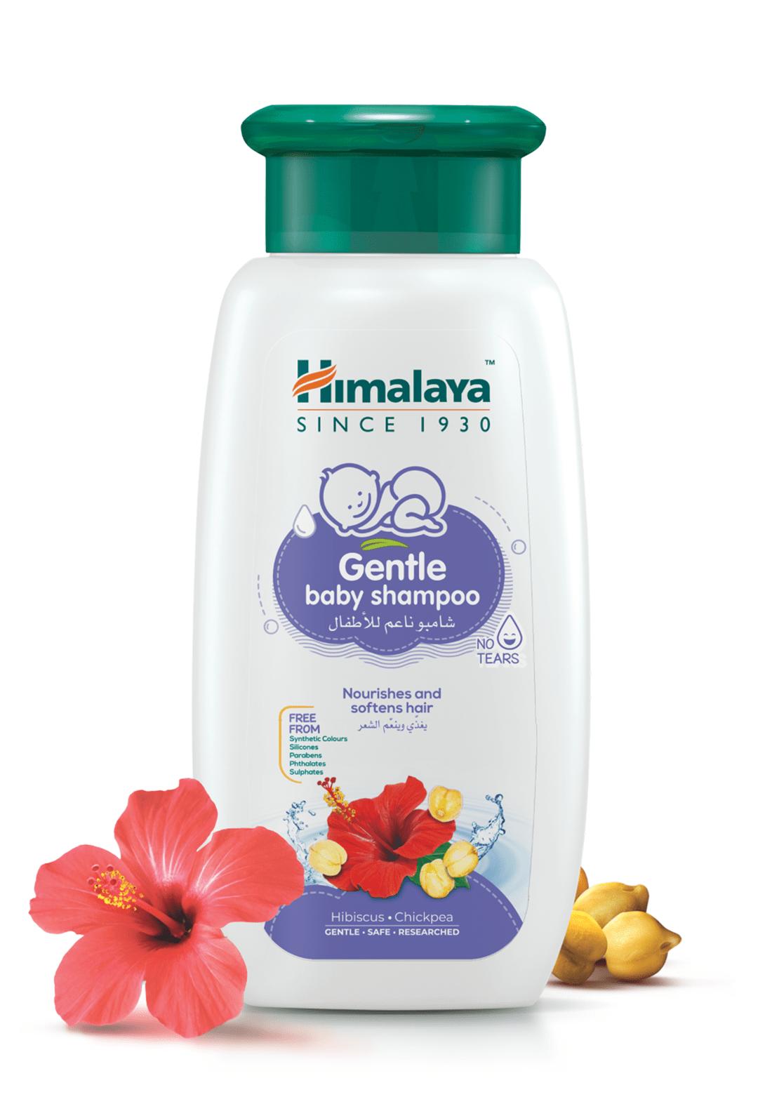 هيمالايا شامبو ناعم للأطفال 400 مل Baby Shampoo - Gentle Baby Shampoo