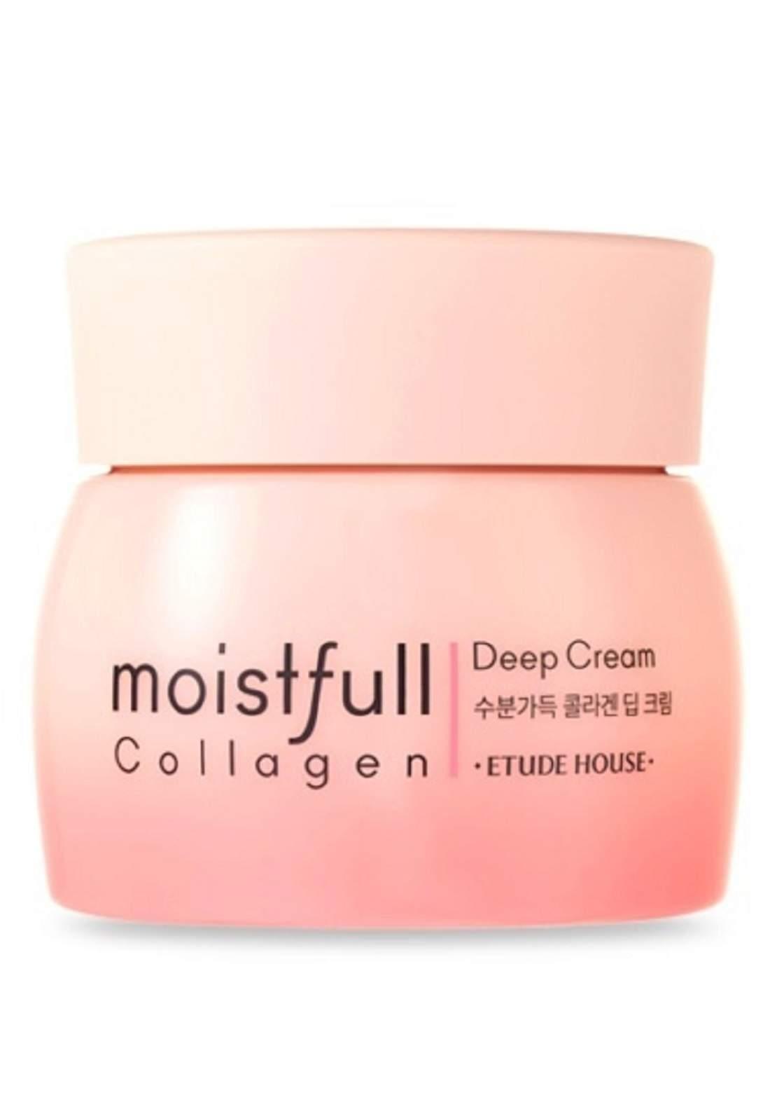 Etude House Deep Collagen Cream كريم الكولاجين العميق