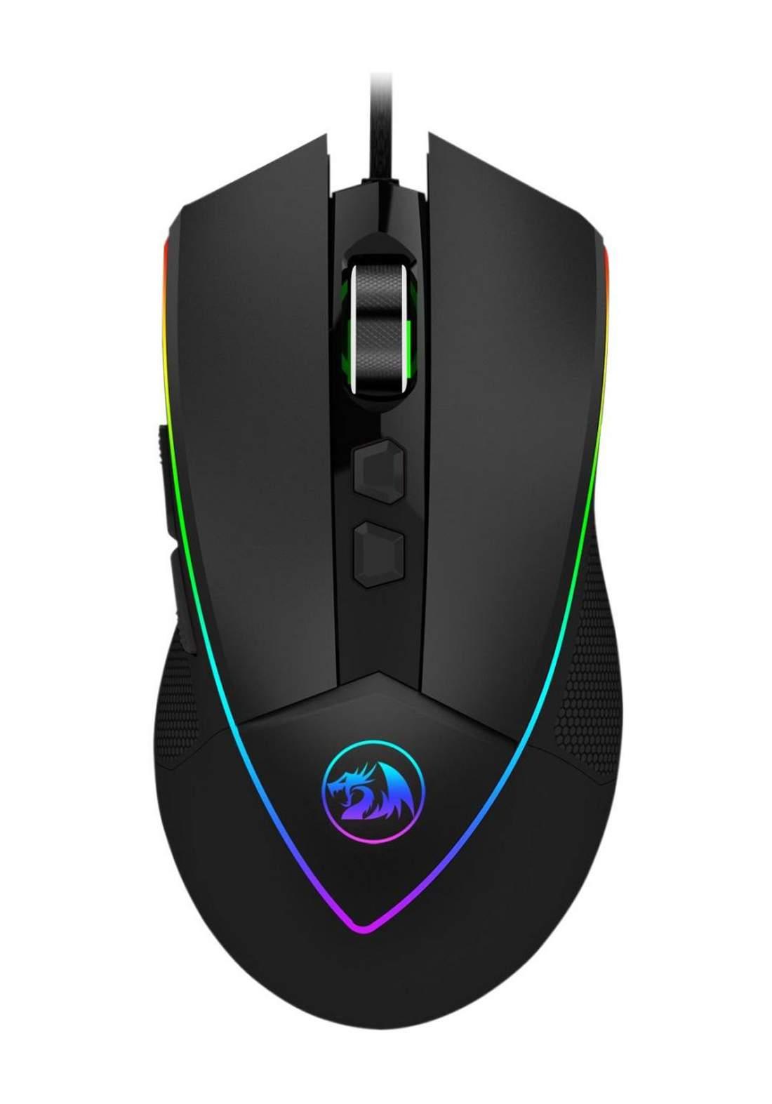 Redragon M909 Emperor RGB Gaming Mouse - Black ماوس