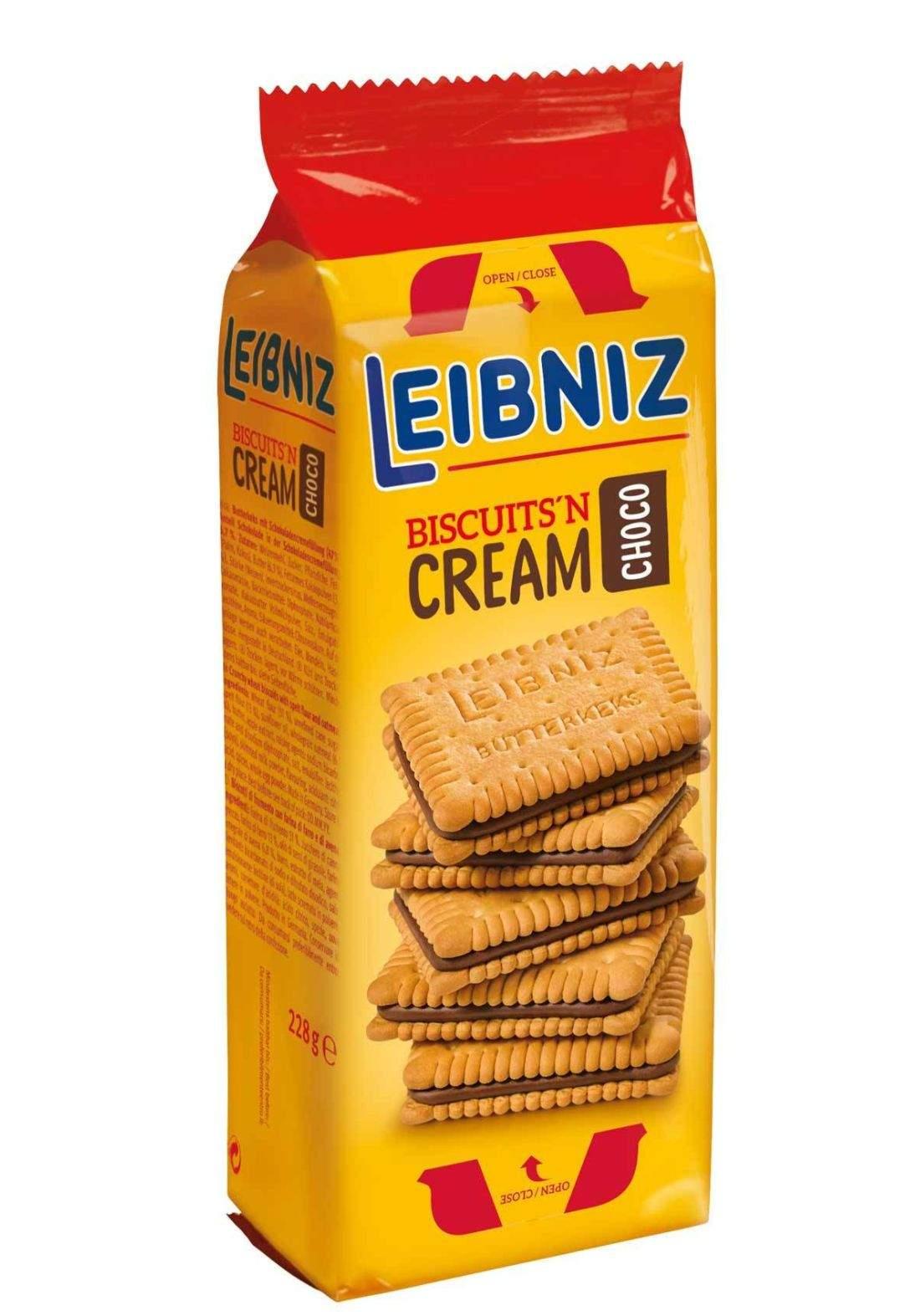 Leibniz Chocolate Biscuits بسكويت ليبينيز