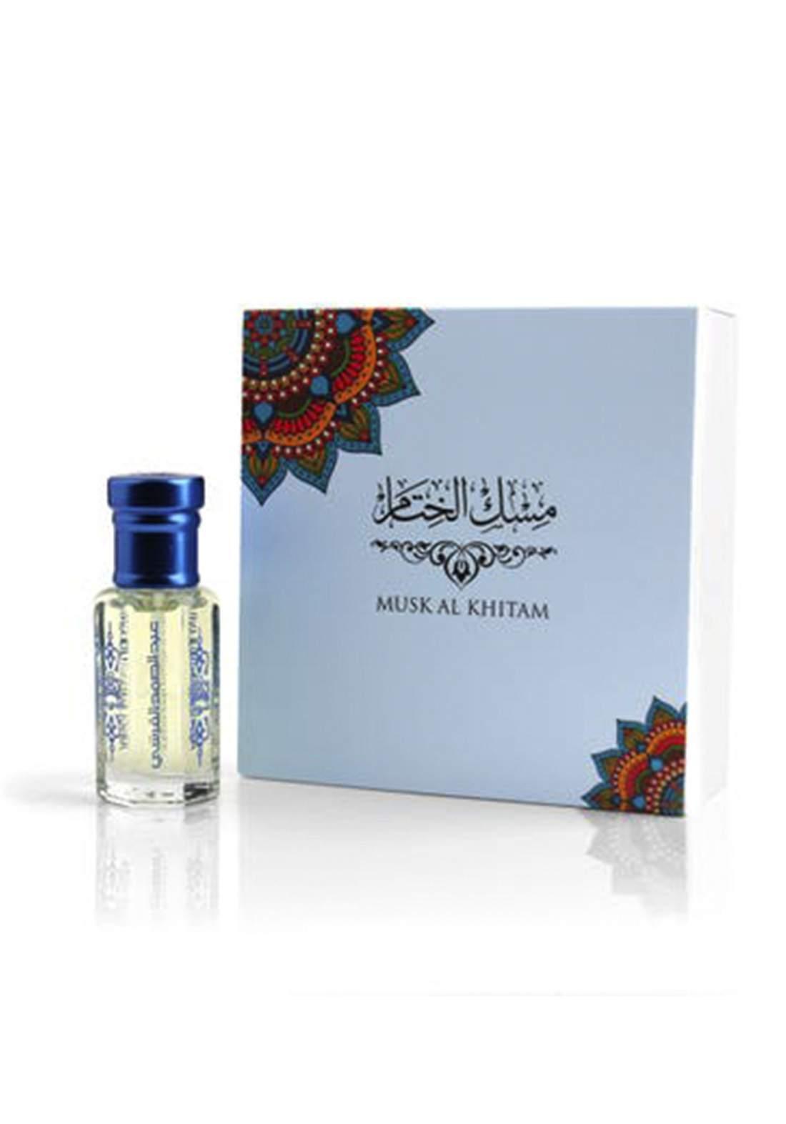 Abdul Samad Al Qurashi 13005 -Hold the ending Mix Perfume Oil 12g  عطر زيتي