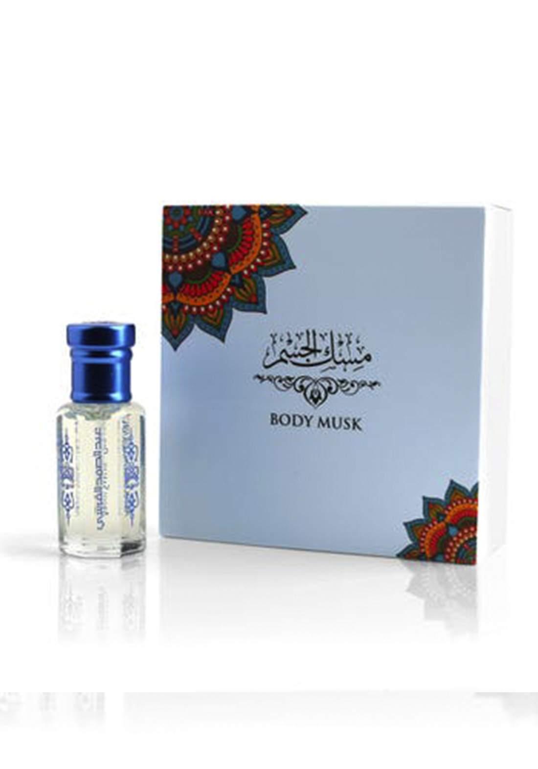 Abdul Samad Al Qurashi 13002 -Black musk deer Mix Perfume Oil 12g  عطر زيتي