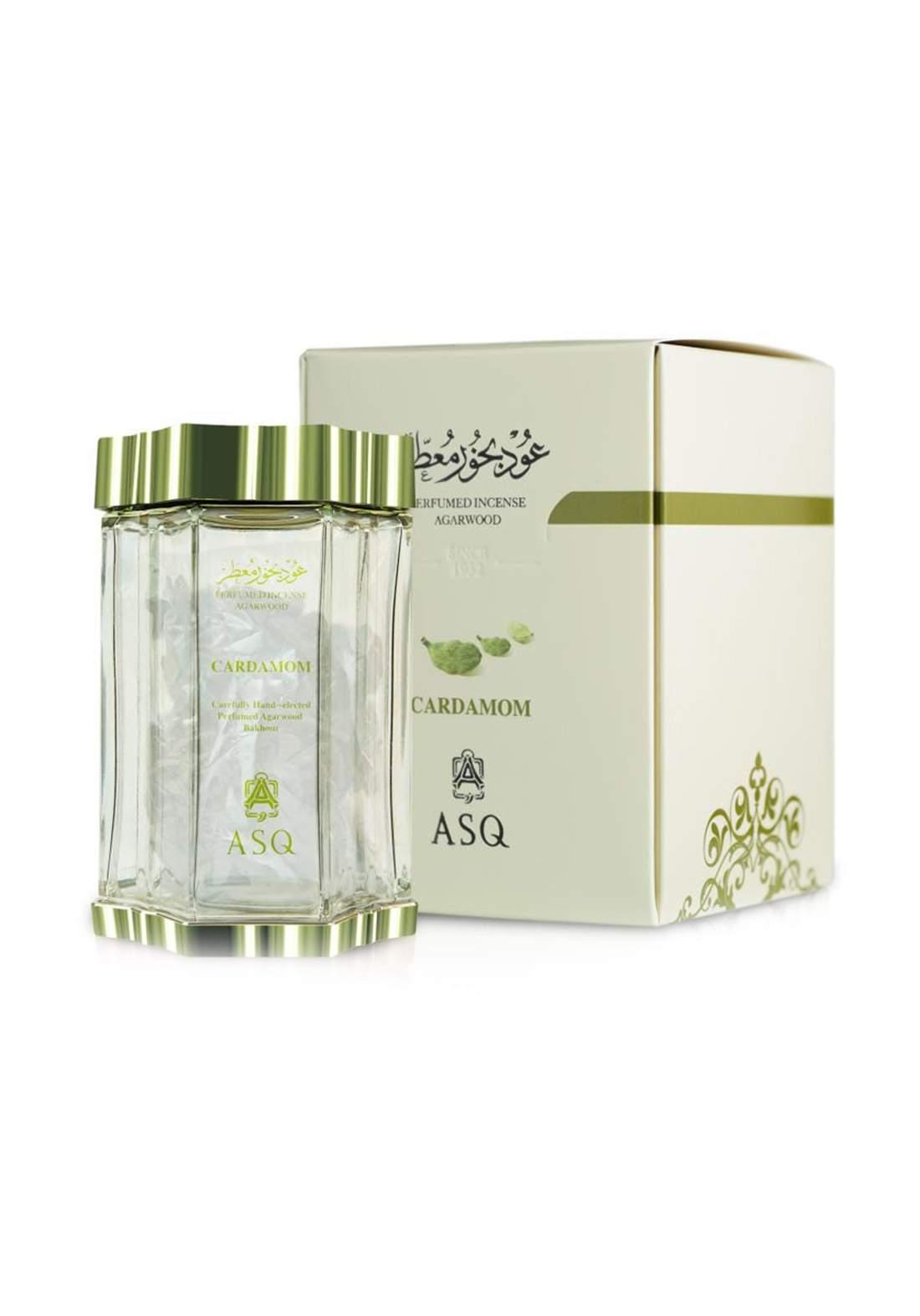 Abdul Samad Al Qurashi 73028 Perfumed Incense Agarwood  Cardamom بخور العود