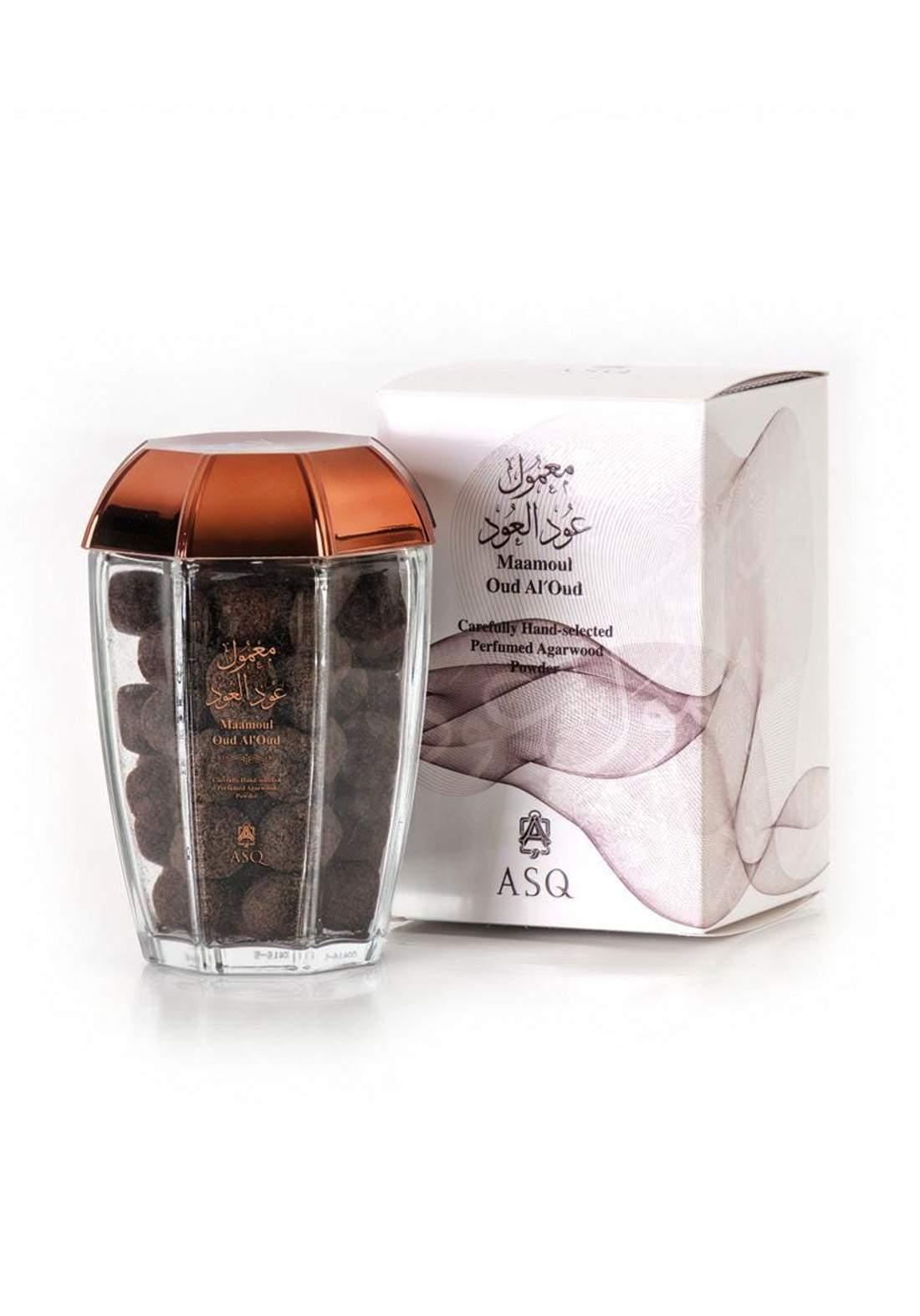 Abdul Samad Al Qurashi 74009 Maamoul Oud Al'Oud Perfumed Agarwood Powder معمول عود العود