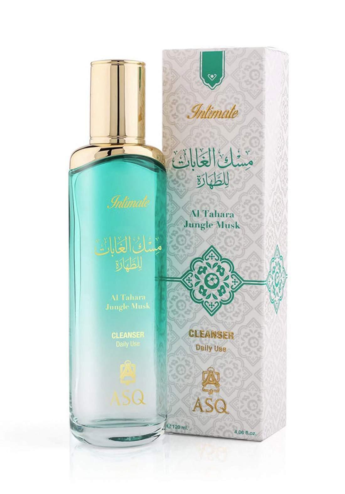 Abdul Samad Al Qurashi 76153 Tahara Jungle Musk Cleanser 120 ml غسول جسم نسائي