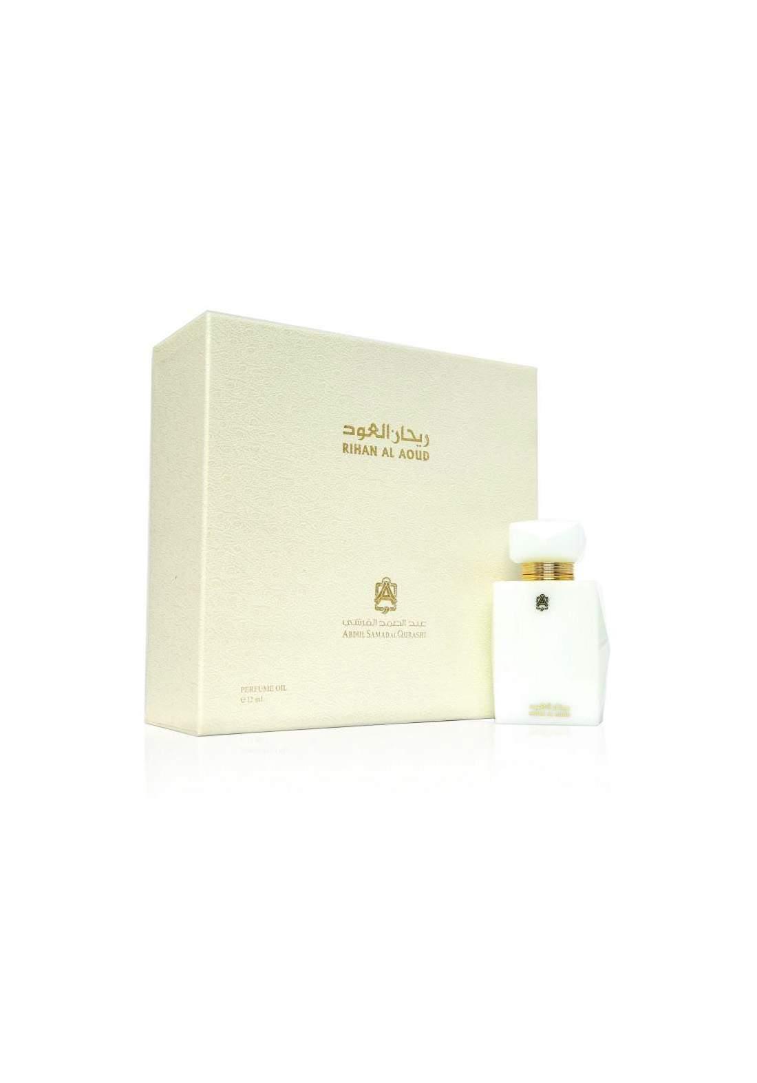 Abdul Samad Al Qurashi 72042 Rihan Al Oud Perfume Oil 12 ml عطر زيتي رجالي ونسائي