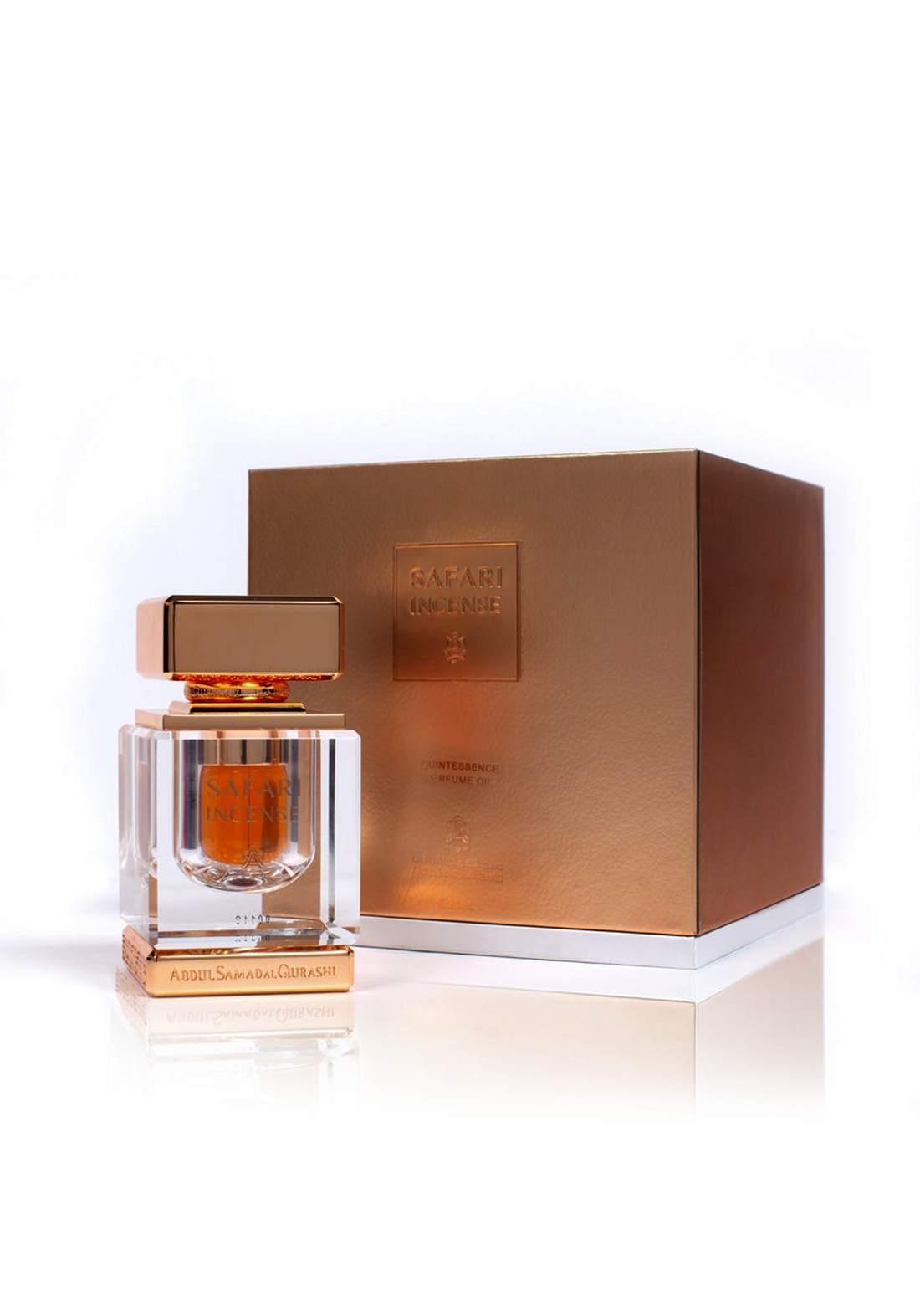 Abdul Samad Al Qurashi 72060 Safari Incense Perfume Oil 30 mlعطر زيتي رجالي ونسائي