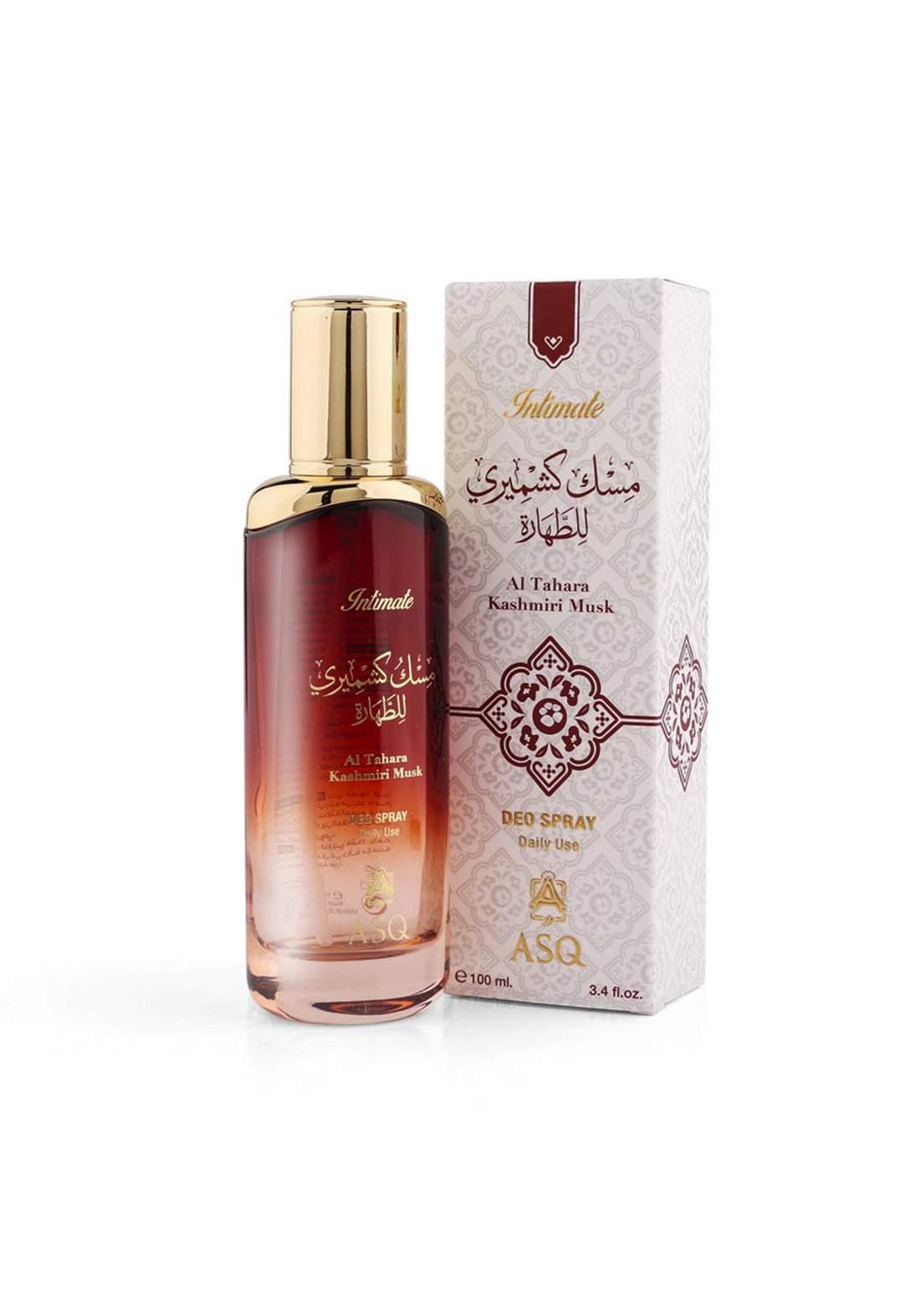 Abdul Samad Al Qurashi 71585 Tahara Kashmiri Musk  Eau De Parfum 100 ml بخاخ معطر للنساء