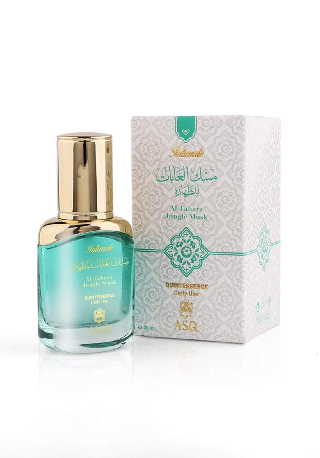 Abdul Samad Al Qurashi 72135 Tahara Jungle Musk   Quintessence  30 ml  عطر زيتي  نسائي