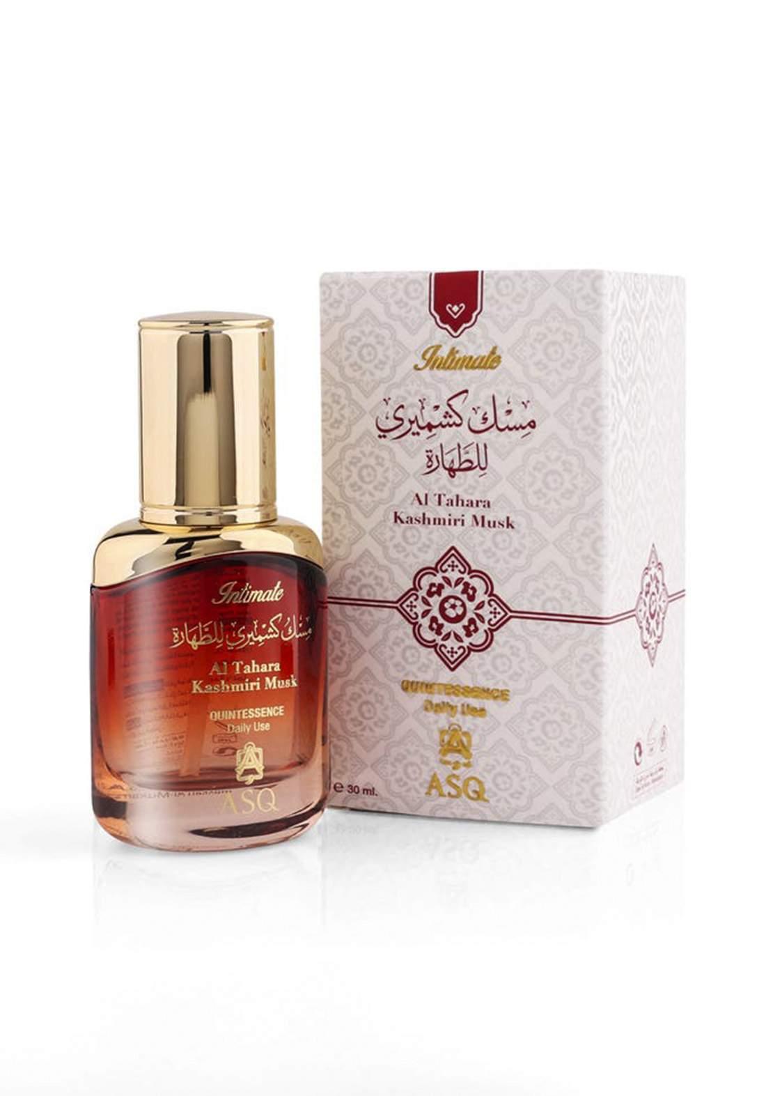 Abdul Samad Al Qurashi 72136 Tahara Kashmiri Musk  Quintessence  30 ml  عطر زيتي  نسائي