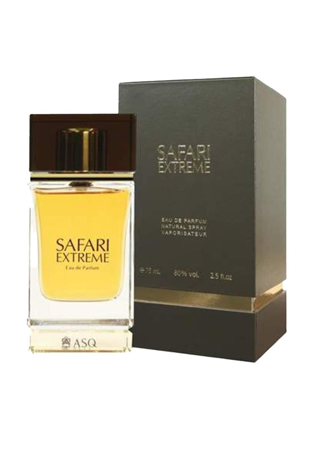 Abdul Samad Al Qurashi 71256 Safari Extreme Eau De Parfum 75ml  عطر