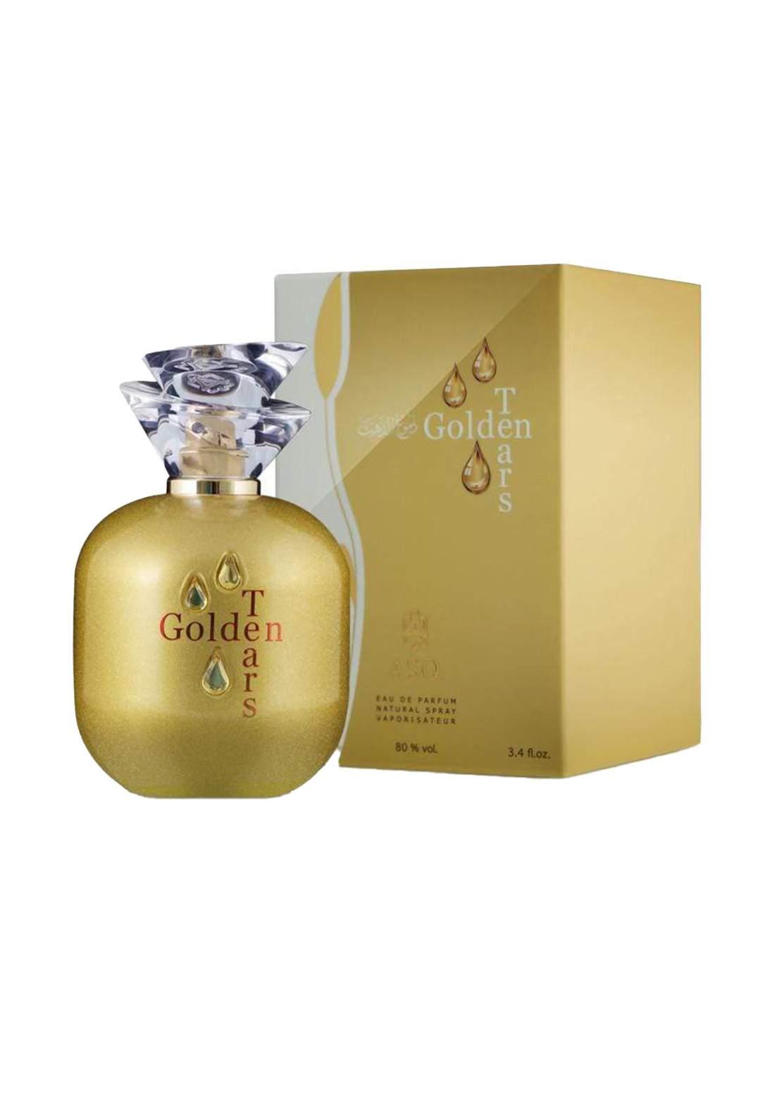 Abdul Samad Al Qurashi 71304 Golden Tears Eau De Parfum 100ml عطر