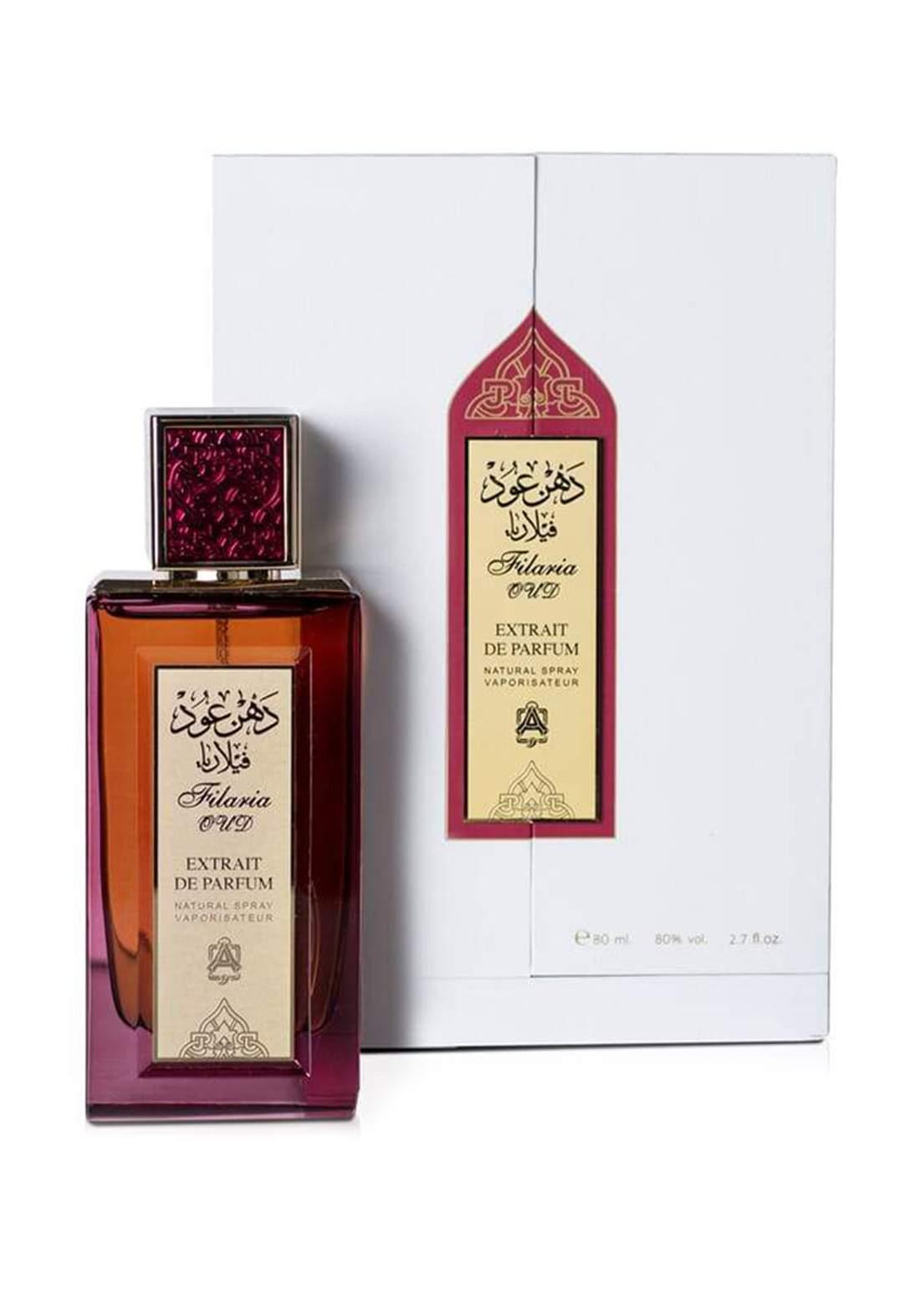 Abdul Samad Al Qurashi 71383 Filaria Oud Perfume 80ml عطر