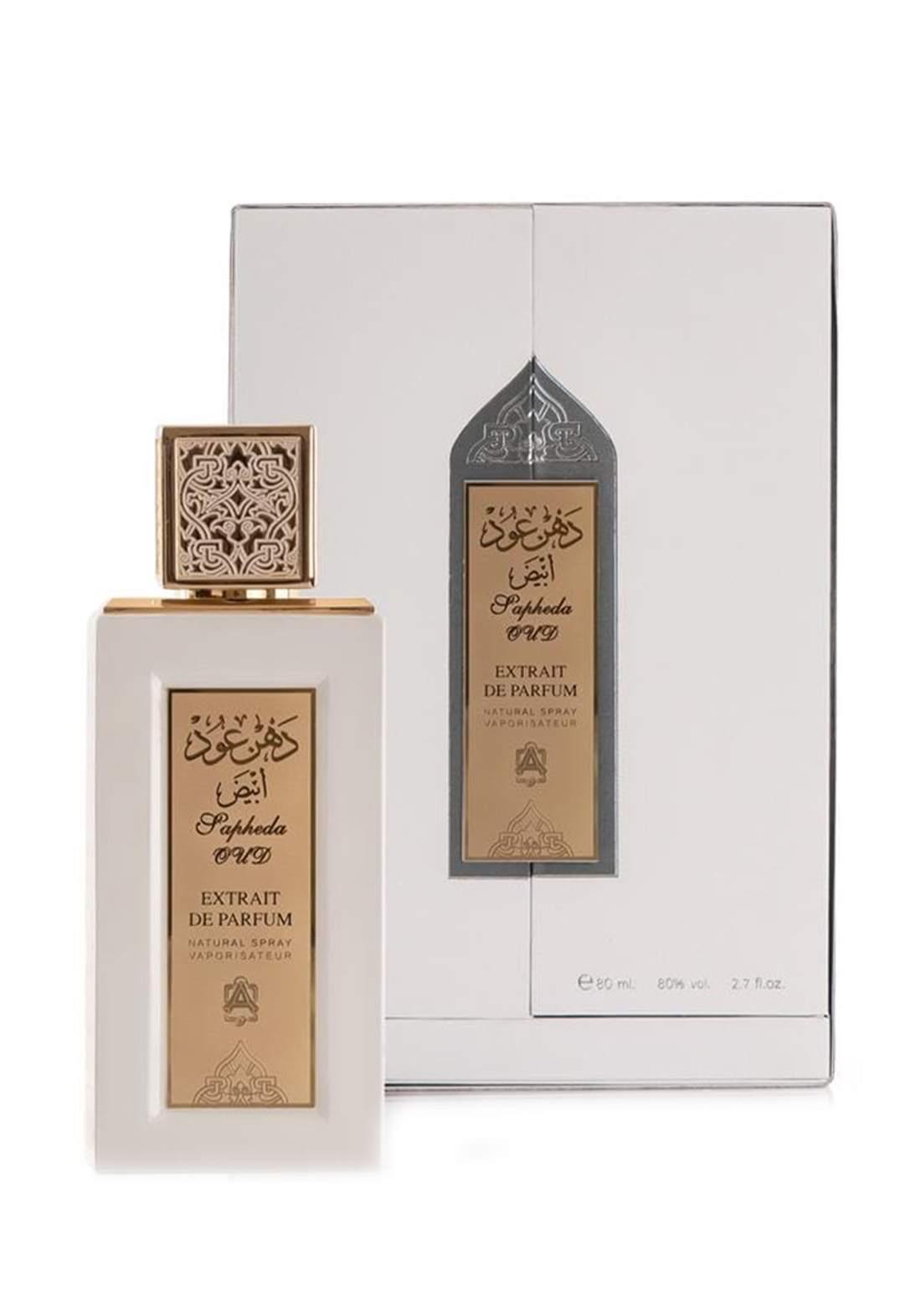 Abdul Samad Al Qurashi 71385 Sapheda White Oud Perfume 80ml عطر