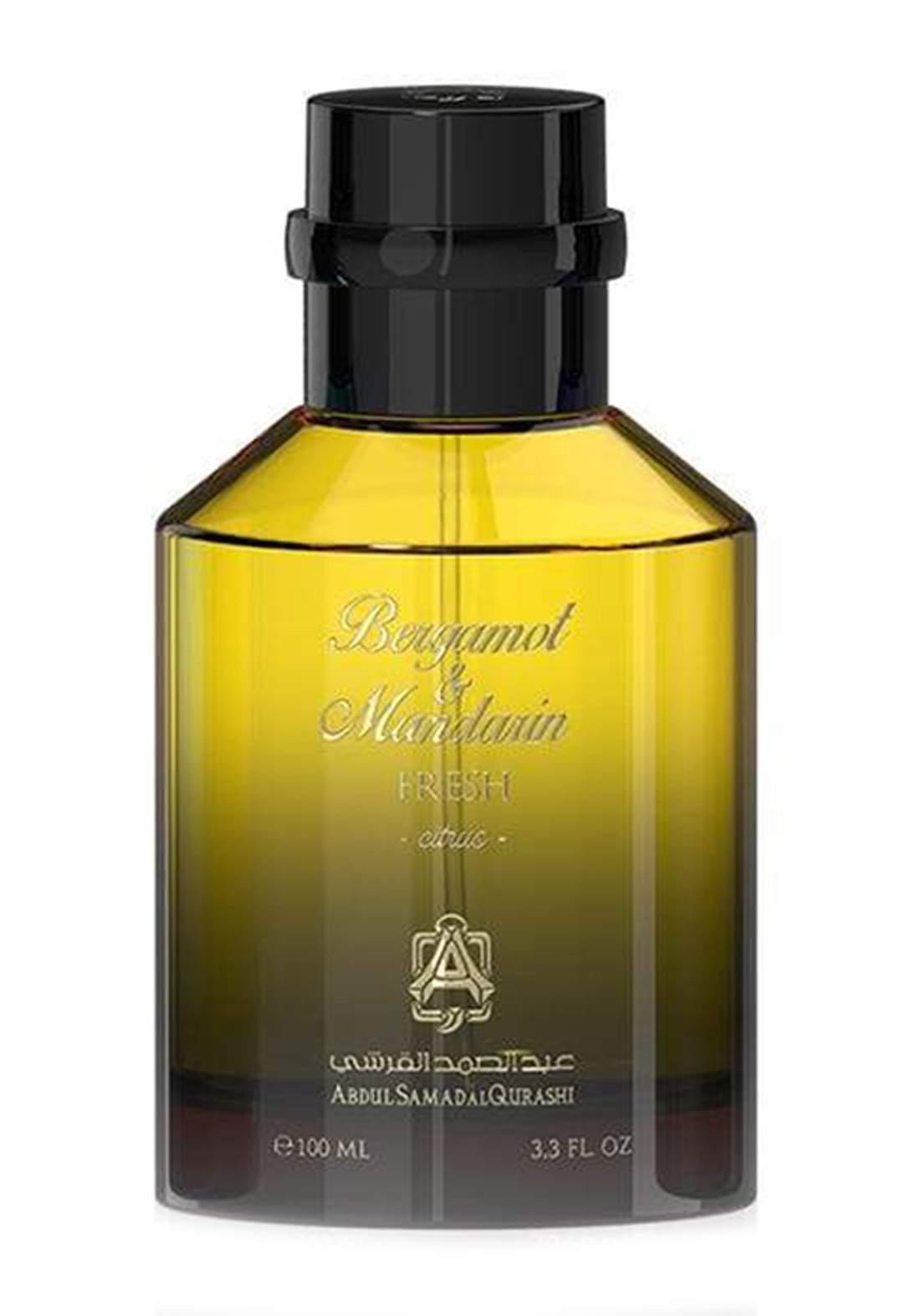 Abdul Samad Al Qurashi 71410 Bergamot & Mandarin Perfume 100ml عطر