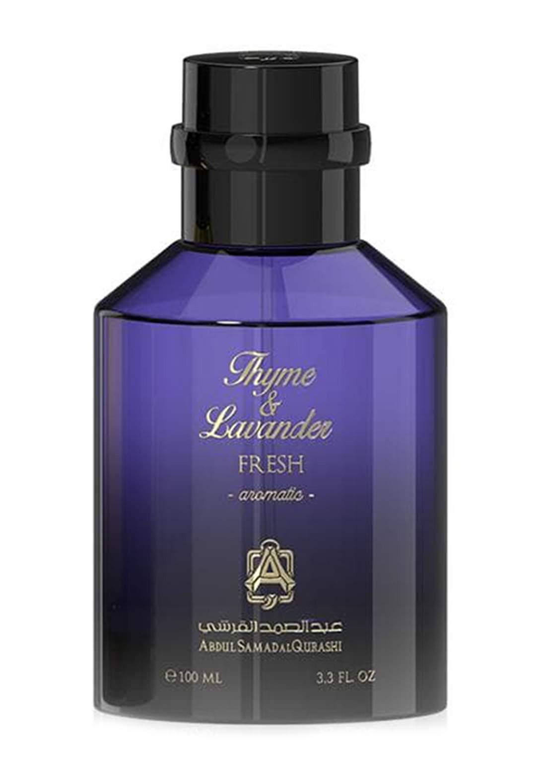 Abdul Samad Al Qurashi 71411 Thyme & Lavender Perfume 100ml عطر