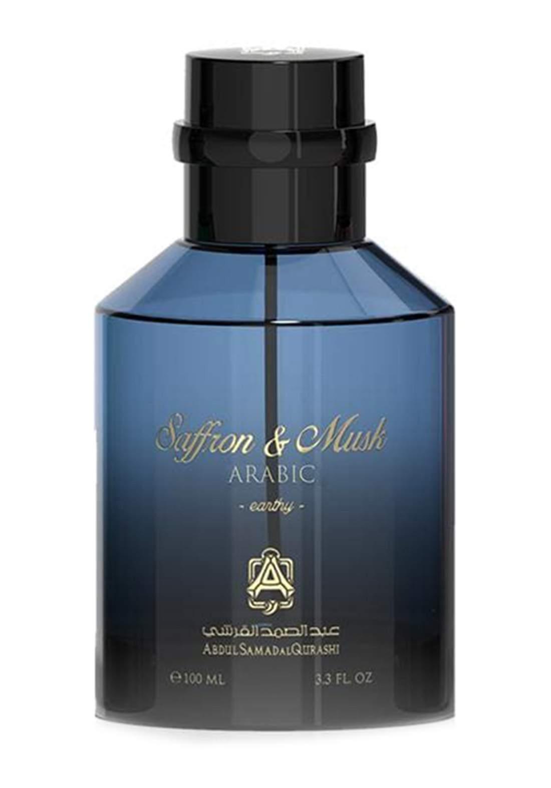 Abdul Samad Al Qurashi 71412 Saffron & Musk Perfume 100ml عطر