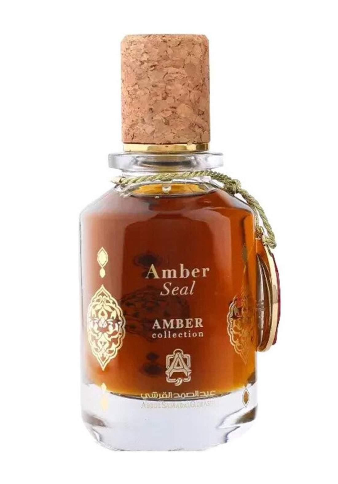 Abdul Samad Al Qurashi 71594  Amber Seal Perfume 100ml عطر
