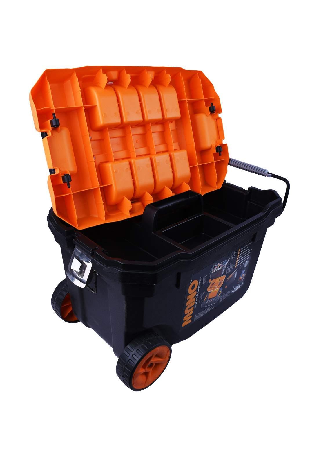 Mano TK-28 Wheeled Tool Bag حقيبة عدد مع عجلات