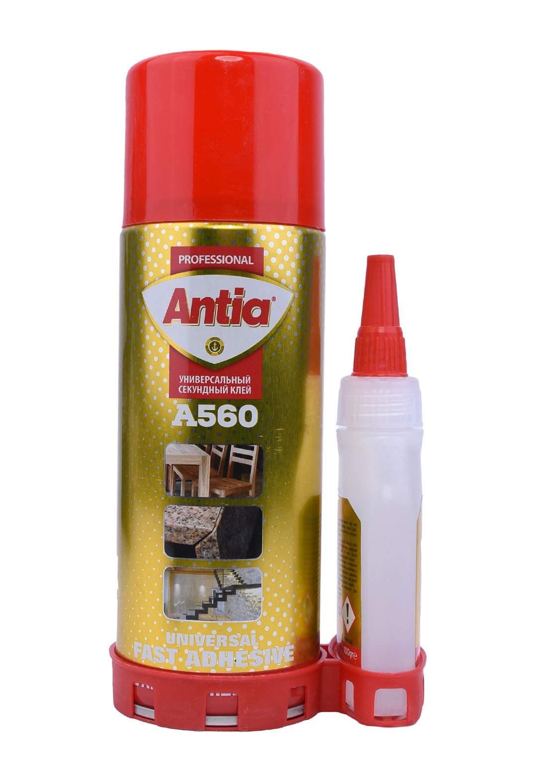 Antia An-E7003 Universal Fast Adhesive Mdf A560 400ml لاصق سريع
