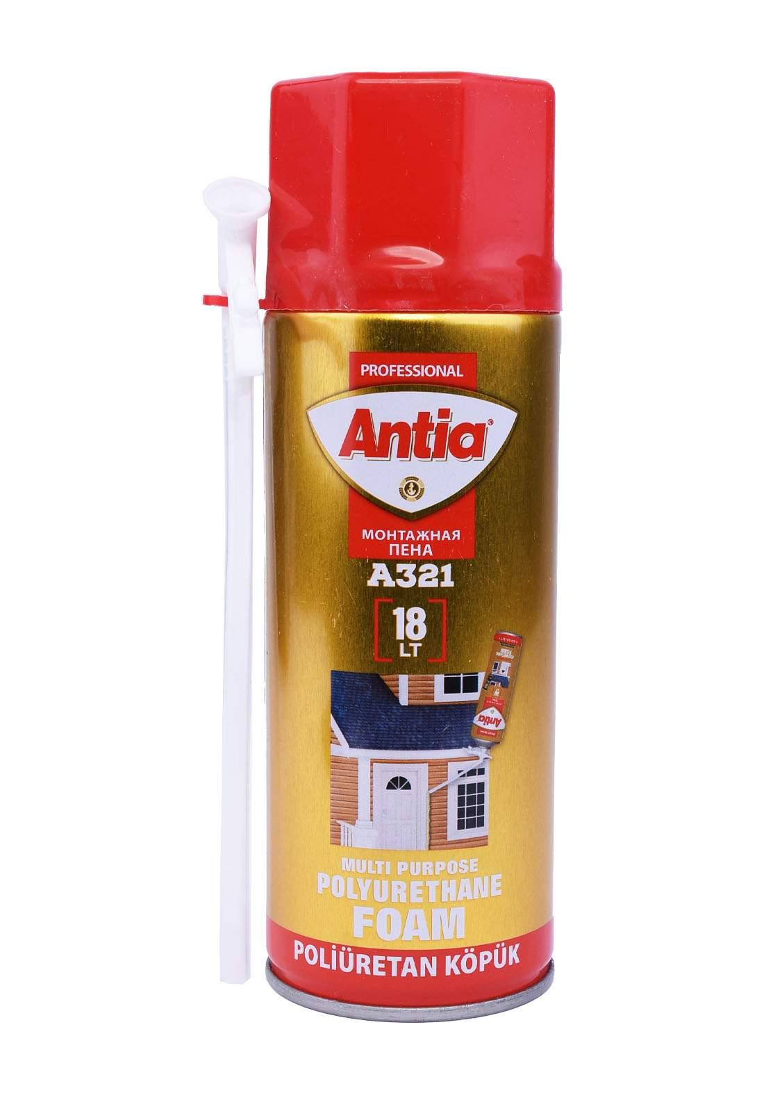 Antia An-K7233 Multi Porpose Polyurethane Fome A321 300ml فوم