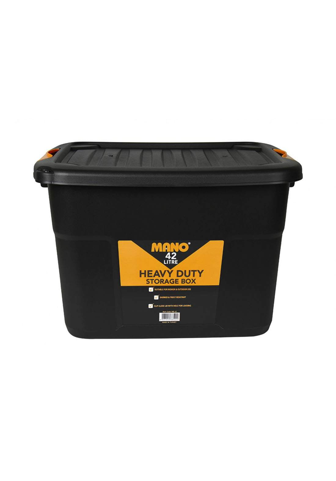 Mano NB-42 Storage Box 42L صندوق تخزين