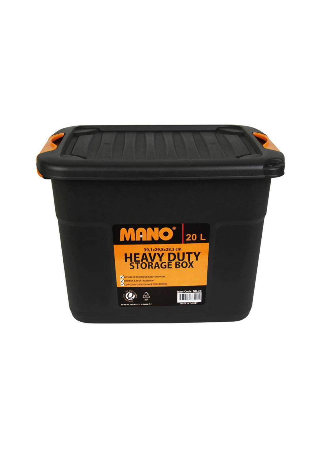 Mano NB-20 Storage Box 20L صندوق تخزين